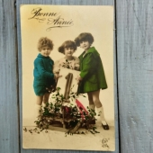 открытки с детьми