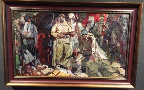 «Защитники Брестской крепости», сер. XX в.