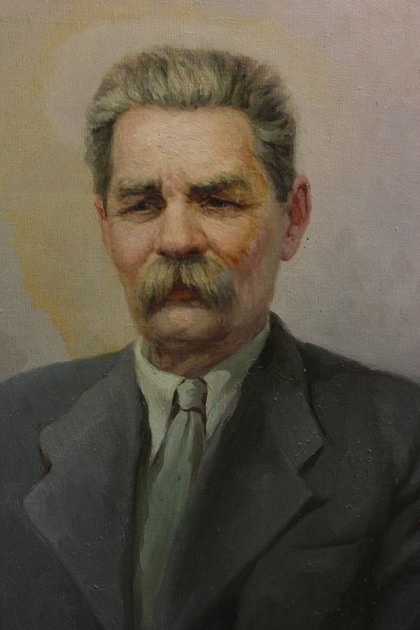 Портрет М.Горького, 1953 г.