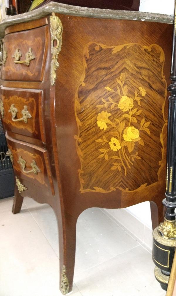 Комод в стиле рококо, Франция, кон. XIХ-нач. ХХ в.