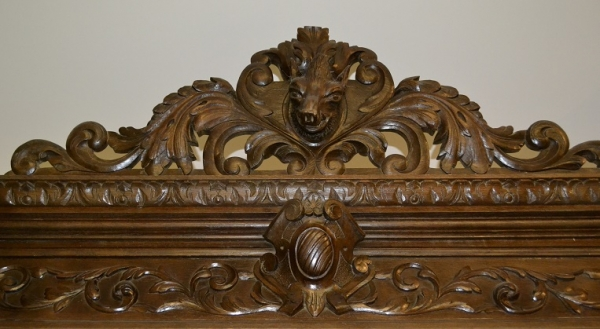 Буфет в Бретонском стиле, Европа XIX в.
