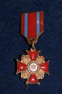 Франчерный крест, Польша, XVIII в.