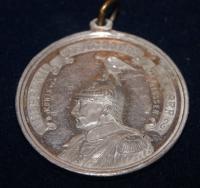 """Медаль """"В память Великой победы 1909 г."""", Пруссия"""