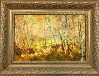 "Картина ""Разлитое Золото"", художник Шадрин А.Ю., 2008 г."