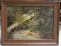Картина «Медвежий угол»,    Российская Империя 1891 г.