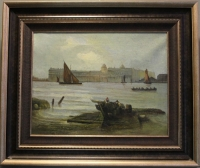 """Картина """"Утро в Венеции"""""""