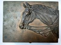 Шкатулка, кон. XIX – нач. ХХ в. Российская Империя