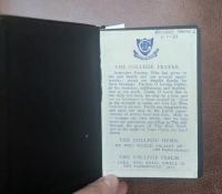 """Книга """"The book of common prayer"""" Oxford London"""