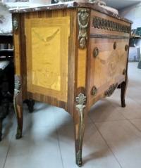 Парные комоды в стиле Ампир, Франция, XIX в.