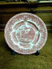 Тарелка декоративная, Англия