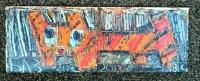 "Картина ""Кот мартовский"", 2013 г. Художник Тимофеев В.Е."