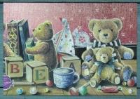 """Открытка """"Мир игрушек"""", Англия, кон. ХХ в."""