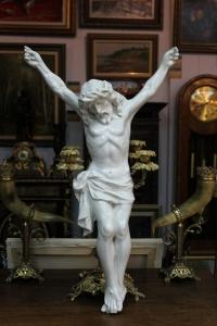 """Скульптура """"Распятие Иисуса Христа"""", Бельгия, ХIХ в."""