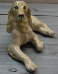 """Статуэтка """"Собака охотничья"""", Германия 2-ая пол.XX в."""