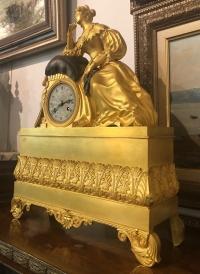Часы в стиле Классицизма, Франция, XIX в.