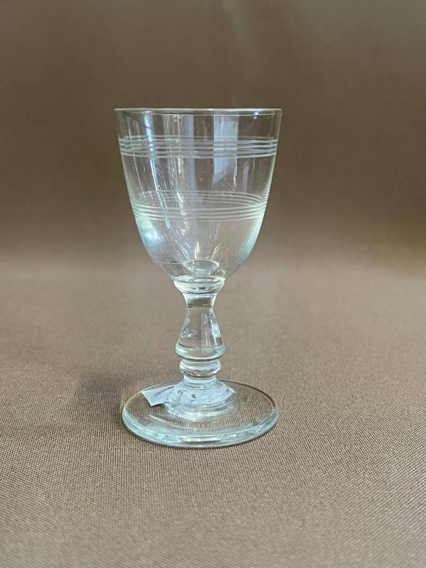 Очки винтажные круглые смола и латунь
