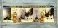 Авторский альбом с графикой художника Виктора Тимофеева, Казань, ХХ в.