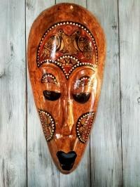 Индонезийская маска