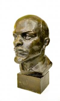 Бюст Ленин 20см.